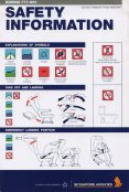 Singapore Boeing 777-200 Safety Card